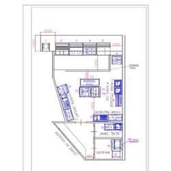 Пример проектирования предприятий общественного питания - №3