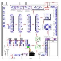 Пример проектирования предприятий торговли - №1